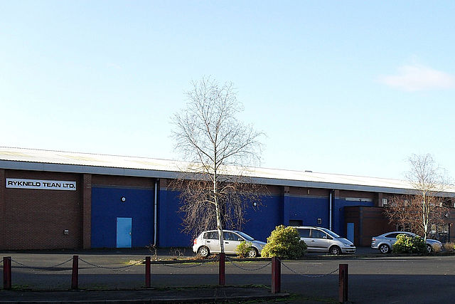 Rykneld Tean Ltd., Derby, United Kingdom